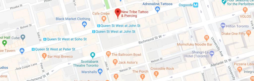 New Tribe Toronto Tattoo Shop & Piercing Studio – Toronto's
